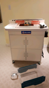 Router table buy or sell tools in ottawa kijiji classifieds king canada professional router table greentooth Choice Image
