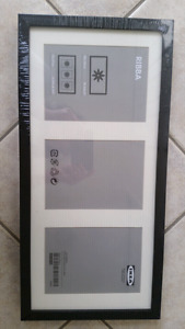 New Ikea 3 photo picture frame