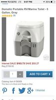 Domtic Portable Toilet -New