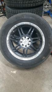 P215/60 r16 wheels