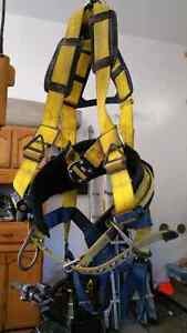 Full body harness. $225 obo.