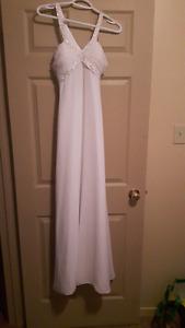 Destination Wedding Dress/ Prom Dress