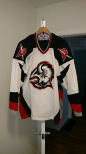 Buffalo Sabres Throwback Hockey Jersey
