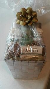 Beautiful gift baskets!