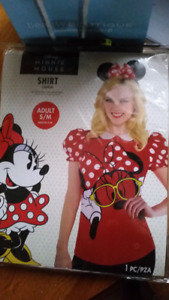 Adult Disney Minnie Mouse costume (unopened/new)