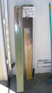 2 boîtes de plancher flottant 12mm