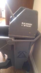 Mop press $25