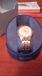 Citizen Eco drive watch