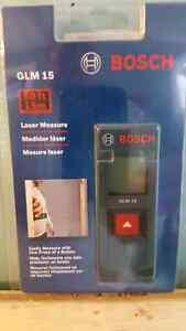 50 ft Bosch  Laser Measure
