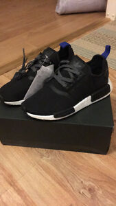 Adidas nmd blue tab size 6.5 men 100% authentic