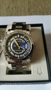 Bulova Precisionist Watch New Never used or worn!