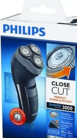 Brand New shaver Philips series 3000