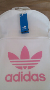 Adidas Back Pack White and Pink