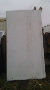 NEW PRICE--INSULATED WALL PANELS