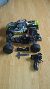 1/10 scale rc truck $140