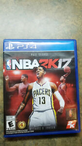 NBA 2K17 PS4 And Sim City 2013 For PC