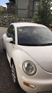NEW YEAR SPECIAL ! 2002 Volkswagen Beetle Coupe (2 door)