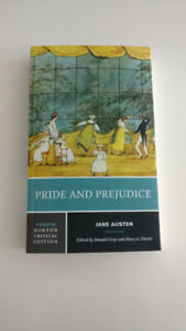Pride and Prejudice, Jane Austen (Downtown Vancouver)