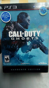 Call of Duty Ghosts Hardened Edition (PS3)