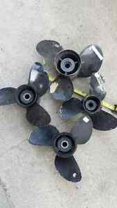 Propellers are used gd cond