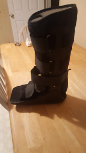 Boot/cast
