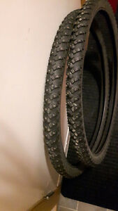 Nokian, Mount and Ground Studded Tire