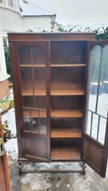Brown Cabinet - Decent condition