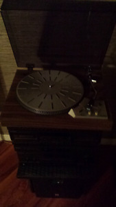 table tournante audio reflex dd - 1979