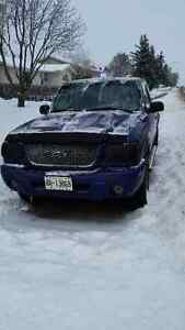 2003 Ford Edge Pickup Truck