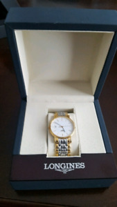 Men's Longines Lyre Gold and Silver Watch