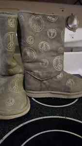 Girls Ugg type boots