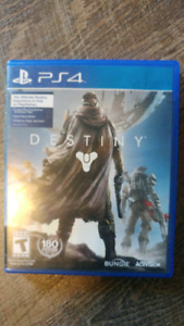 Destiny ps4.  $10