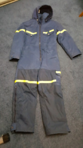 HELLY HANSEN THOMPSON ONE PIECE WORKSUIT