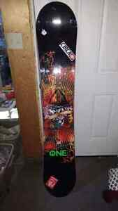 Brand New Firefly 159cm Snow Board