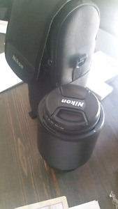 Nikon 80-400mm 4.5 - 5.6 variable