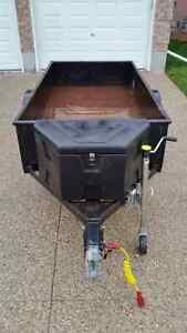Quality Built Steel Utility Trailer Kitchener / Waterloo Kitchener Area image 1