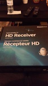 SHAW HD RECEIVER