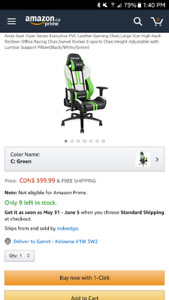 Anda Seat Gaming Chair  (New)