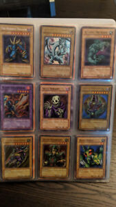 Yu-Gi-Oh cards - Series 1 (Legend of Blue Eyes)