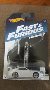 Hot wheels fast and furious supra