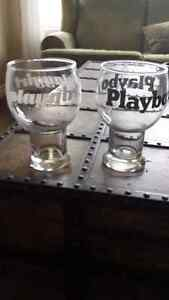 Retro PLAYBOY and PLAY GIRL GLASSES