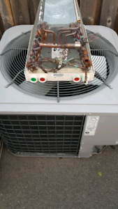 Great 2 ton ac $900 installed