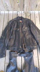 Harley davidson gear and parts.