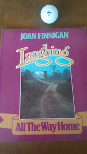 Laughing All The Way Home, Joan Finnigan, Signed, 1984 Kitchener / Waterloo Kitchener Area image 1