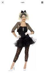 Madonna fancy dress &wig