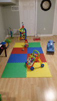 Brampton Home daycare located at Queen Mary/Wanless