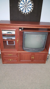 Meuble television a donner