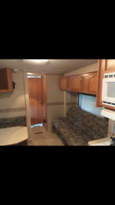 28ft Jayco trailer with add a room