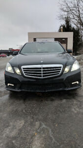 *** MERCEDES-BENZ E550 2011 *** 4 MATIC *** NAVIGATION ***