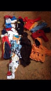 For sale boy summer clothes like new
